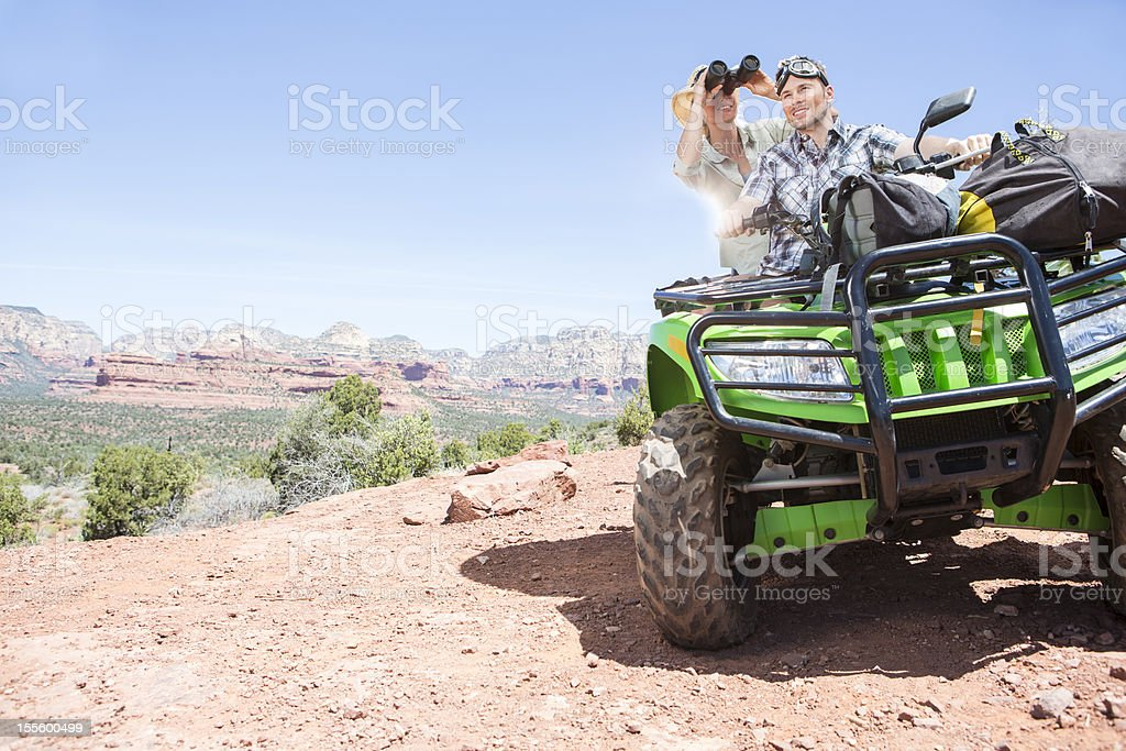 Off road Adventure royalty-free stock photo