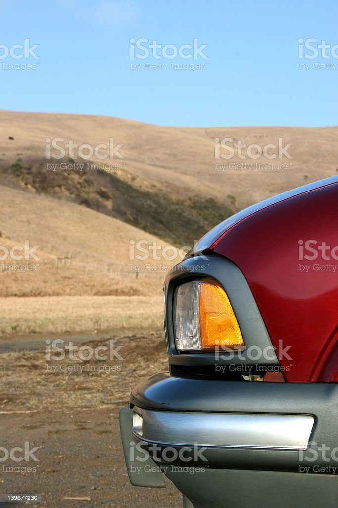 SUV Off Road stock photo