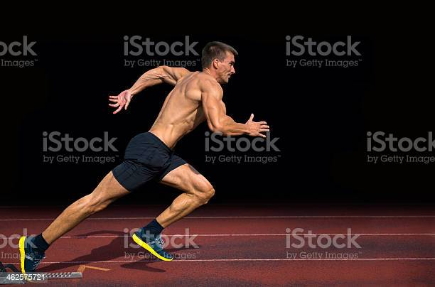 Off the blocks athlete practicing start on 100m sprint picture id462575721?b=1&k=6&m=462575721&s=612x612&h=vcbbvysrggnsn4tooccub42fnrsqevs5mniqd4ir4ng=