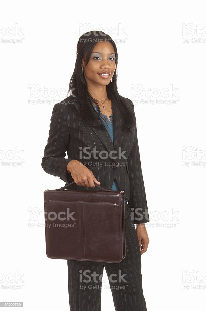 Off to work royalty-free stock photo