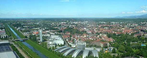 Offenburg-Panorama – Foto