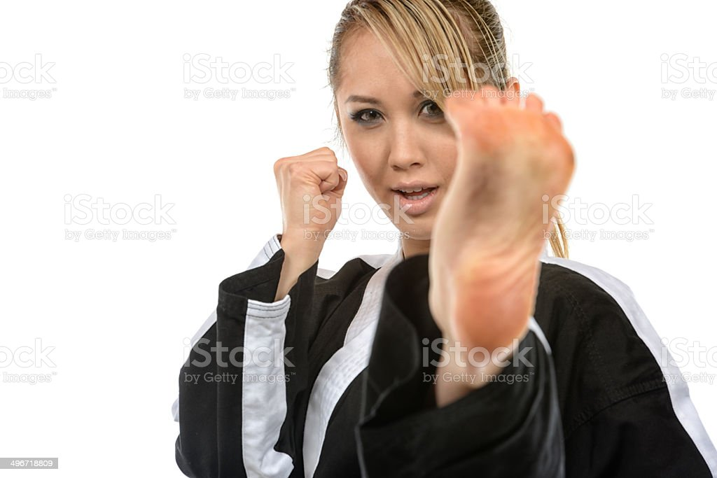 Offensive Tatics stock photo