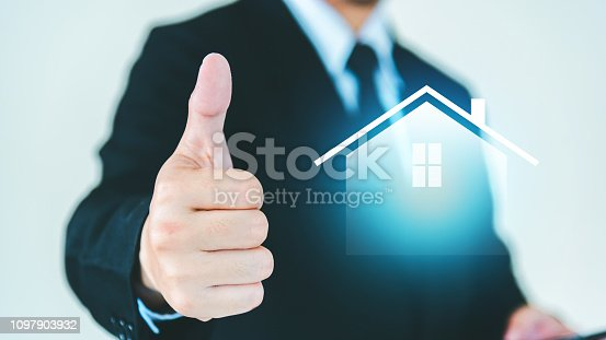 istock Offer house 1097903932