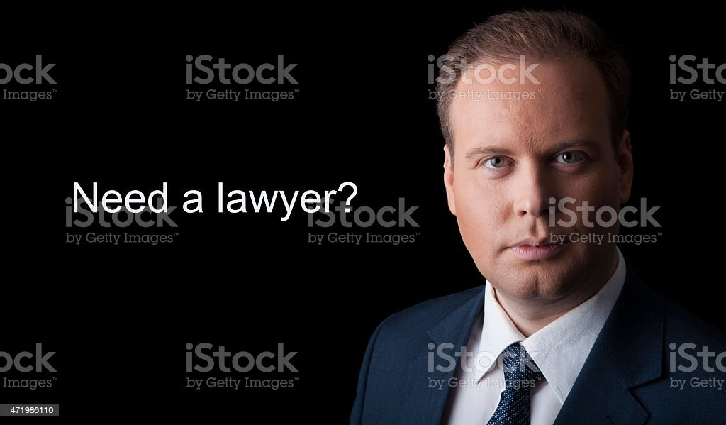offer legal aid stock photo