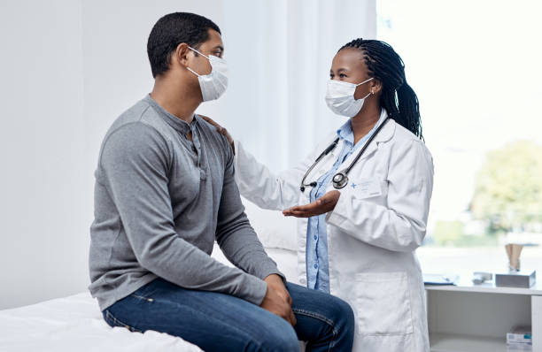 Offering patient-centred care that proves effective and efficient stock photo