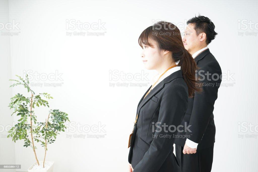 사무실 및 사업 명 royalty-free 스톡 사진