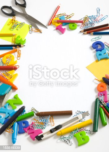 istock Office And Student Utensils 153519339