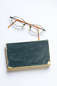 Book, Eyeglasses, Book Cover, Reading Glasses, Hardcover Book