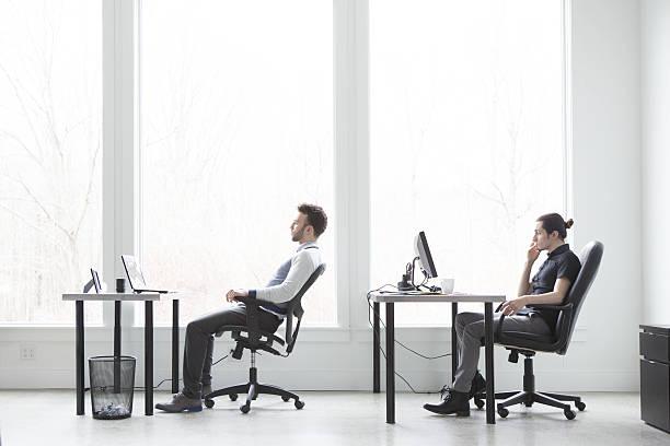 Büro Langeweile – Foto