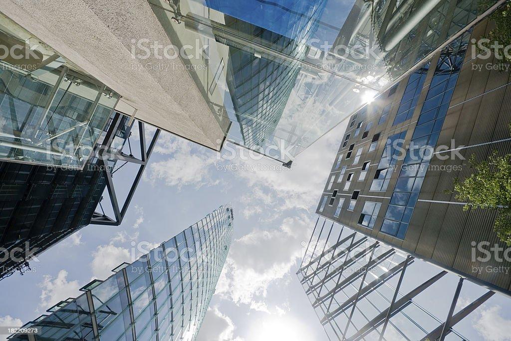 Bürogebäuden – Foto