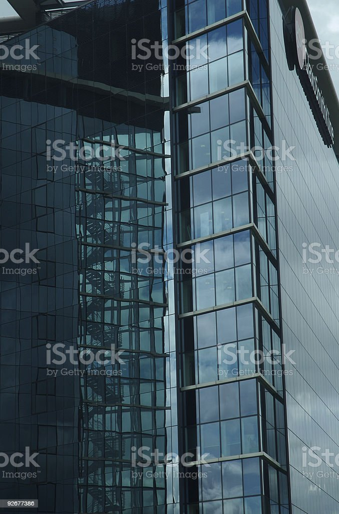 Office building 2 stock photo