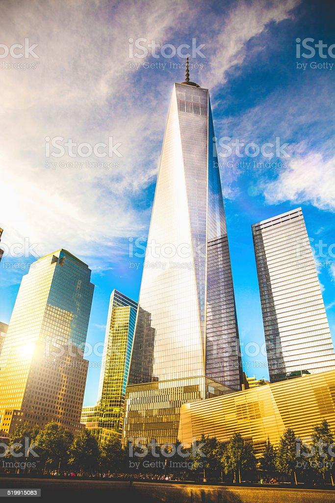 Башня свободы на карте