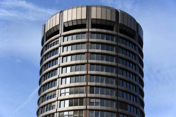 Bürogebäude - architektonisches Merkmal – Foto