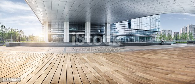 istock office building entrance 618759644
