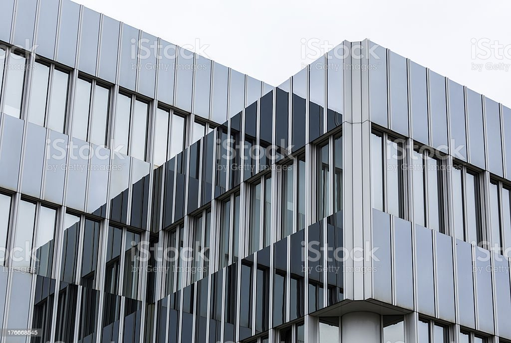 Office building facade royalty-free stock photo