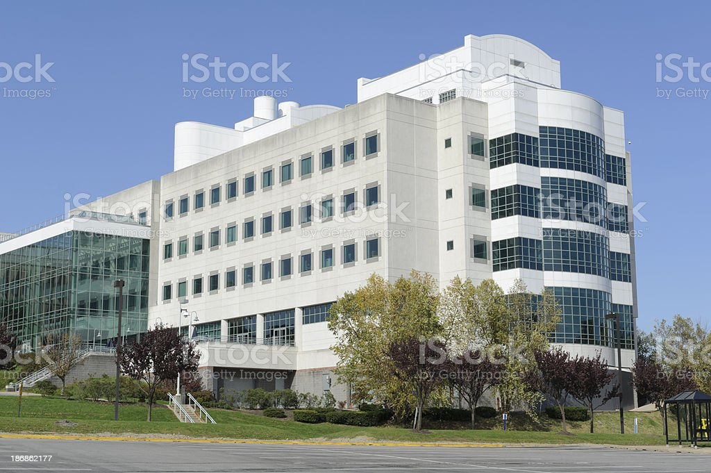 Office Building, New Modern Architecture stock photo