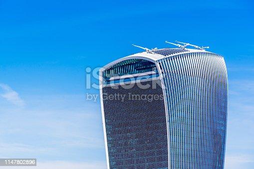 Skyscraper, Window, 20 Fenchurch Street, UK, Architecture
