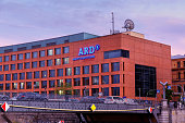 ARD office building or Hauptstadtsudio in Berlin