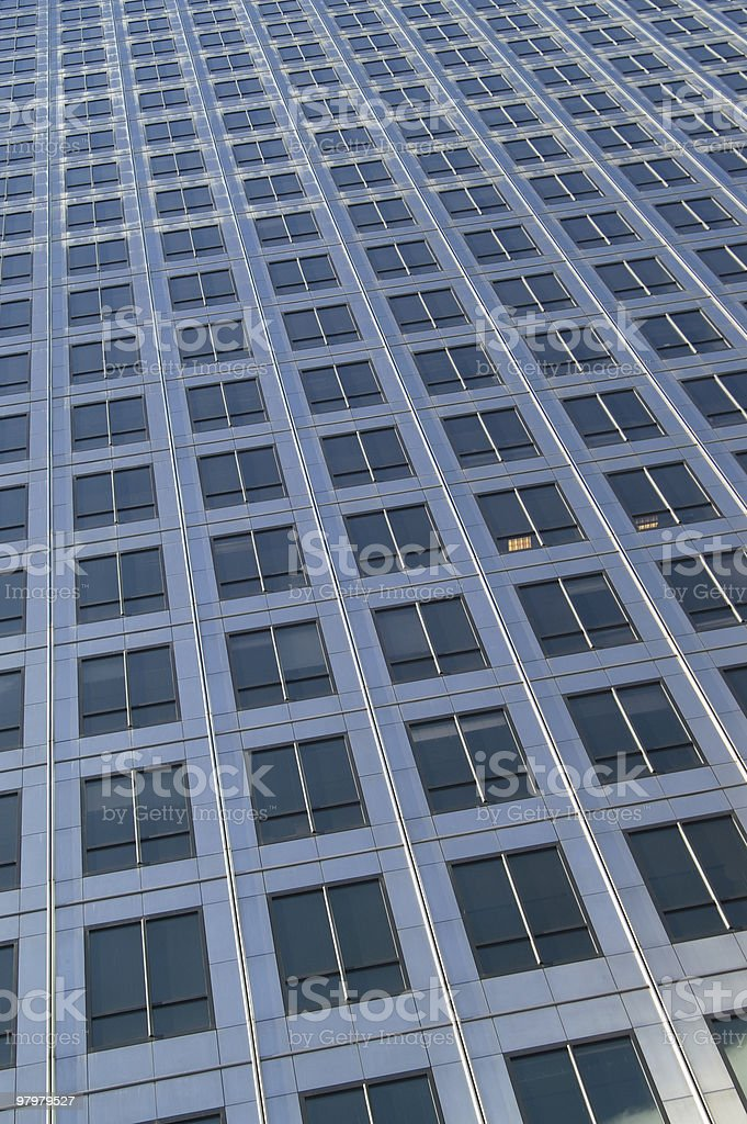 Office building patterns royalty-free stock photo