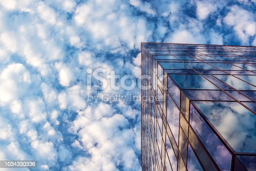 istock Office building 1034330336