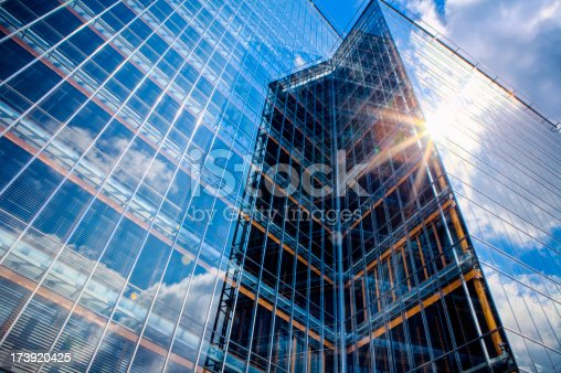 istock Office building 173920425