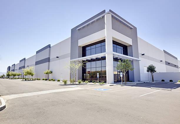 Edificio de oficinas - foto de stock