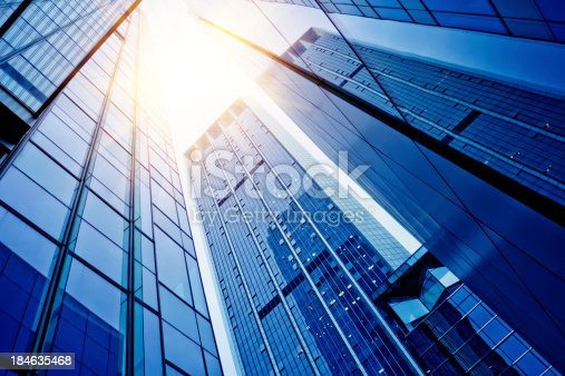 istock Office building 184635468