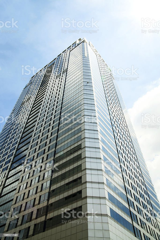 Office building. royalty-free stock photo