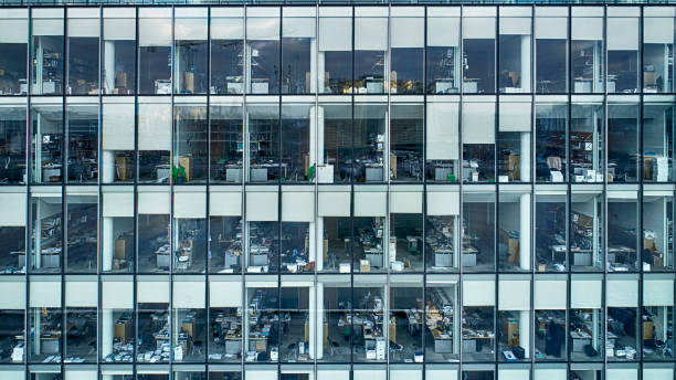 office building - office cubicle stock pictures, royalty-free photos & images
