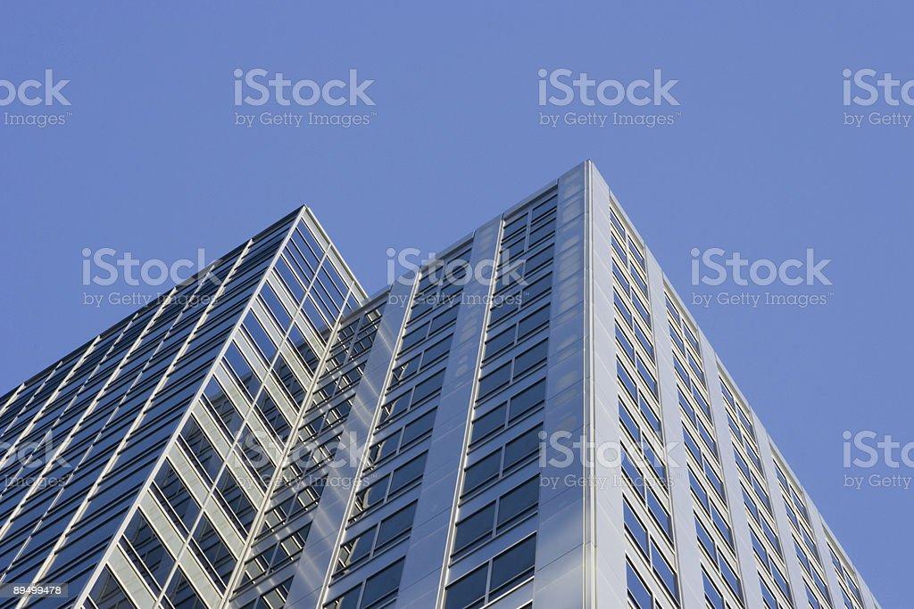 Edificio adibito a uffici foto stock royalty-free