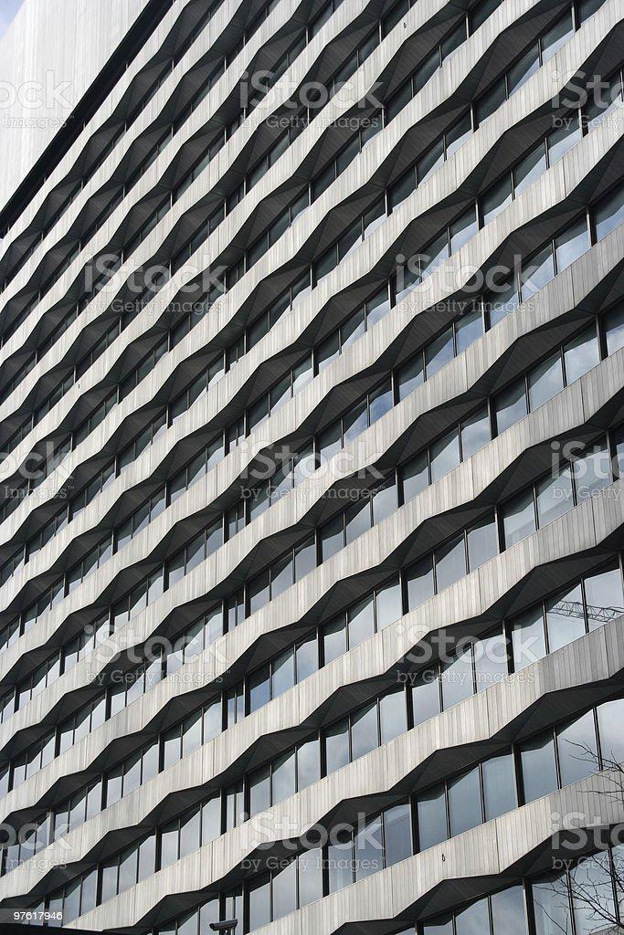 Bureaux Building photo libre de droits