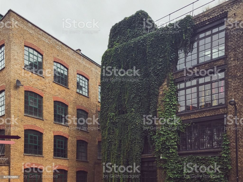 Office Buildings in London stock photo