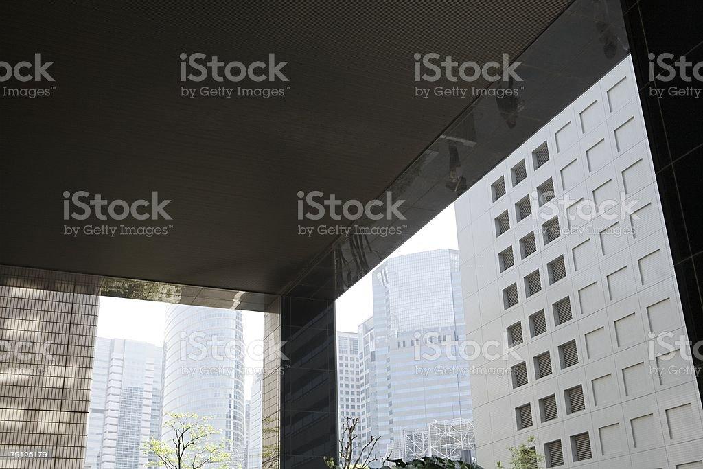 사무실 건물 royalty-free 스톡 사진