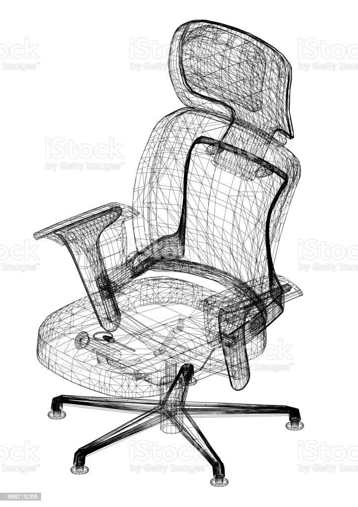 De Diseño Foto Arquitecto Aislado Silla Oficina Más Plan Y Stock u1c5TKJFl3