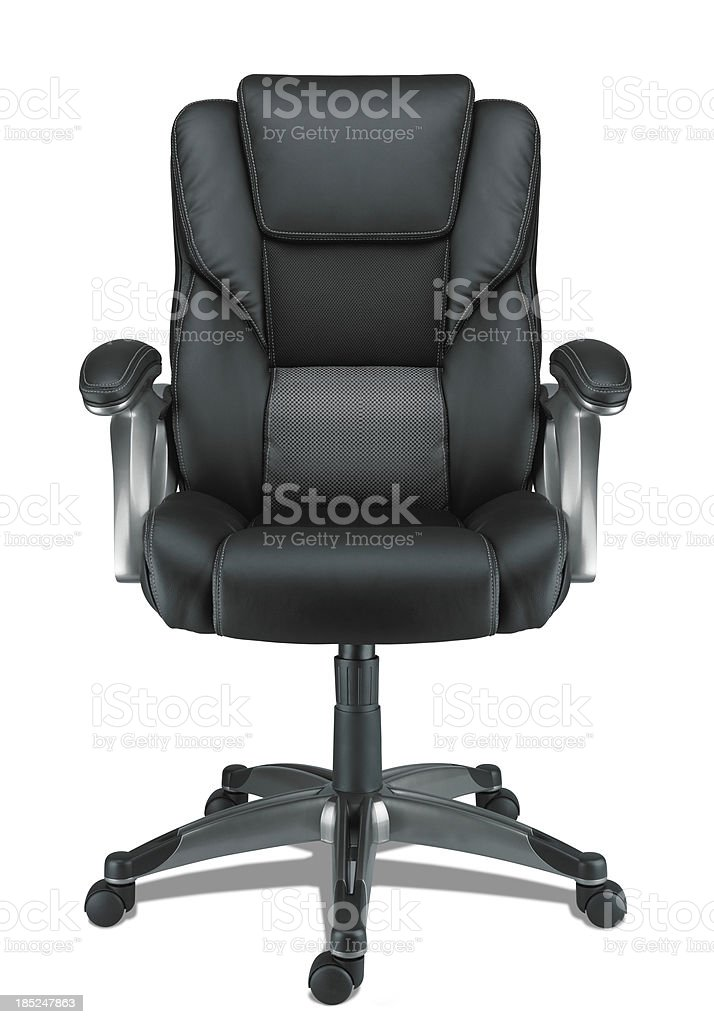 office chair stock photo