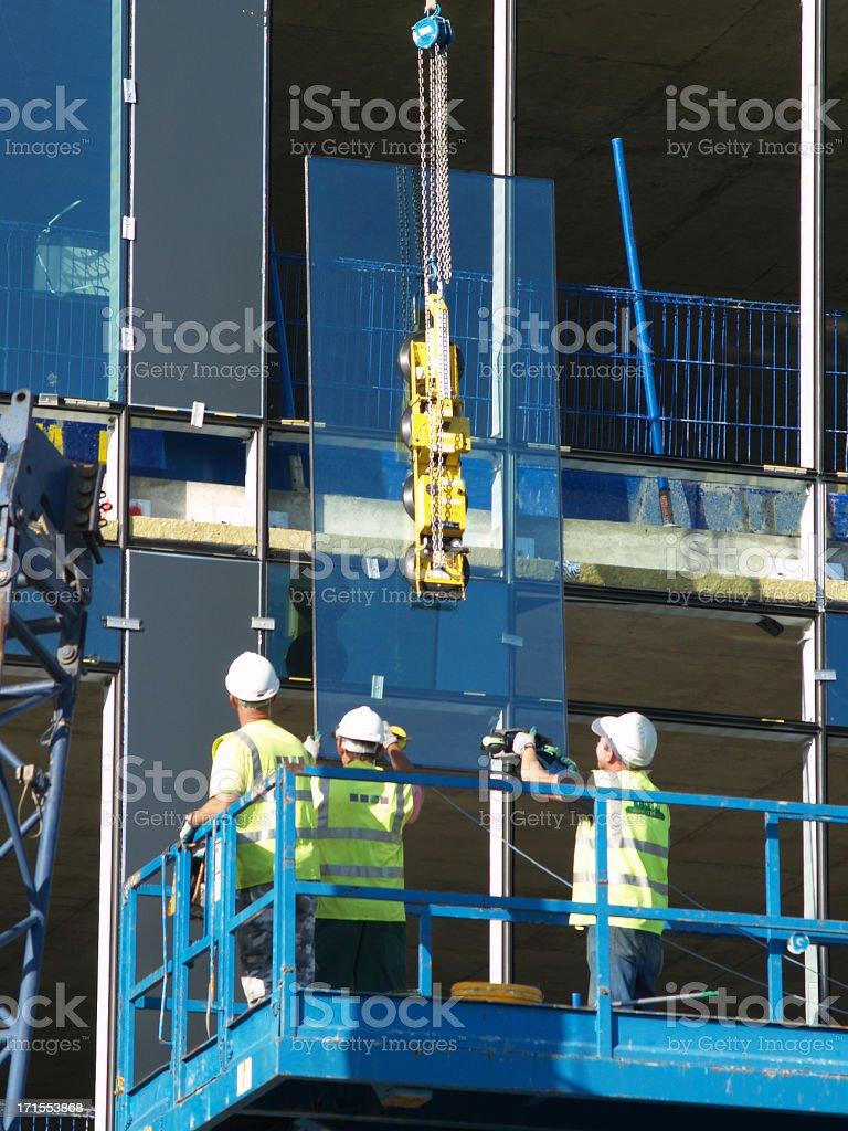 Office Construction royalty-free stock photo