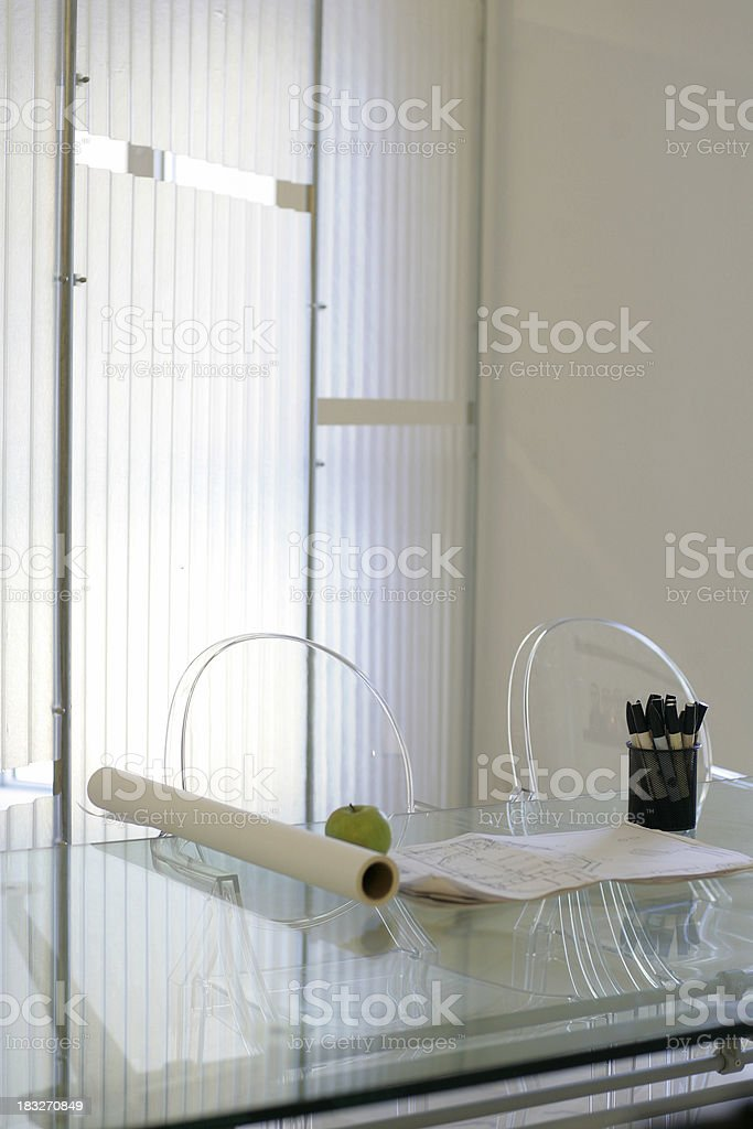 Office detail royalty-free stock photo
