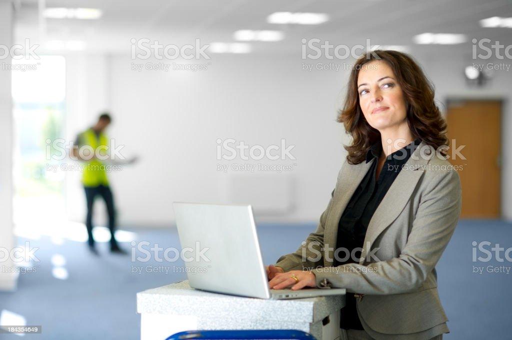office developer royalty-free stock photo