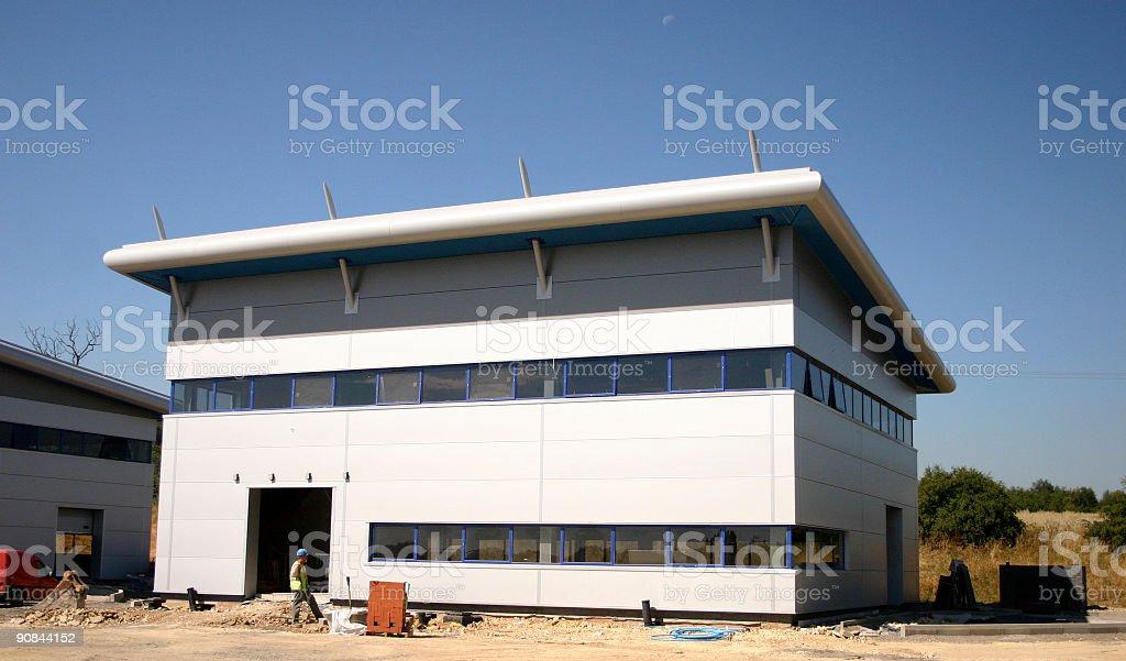 Office Development 2 stock photo