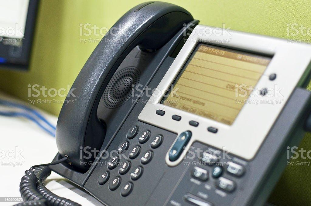 Business-Mobiltelefon Nahaufnahme – Foto