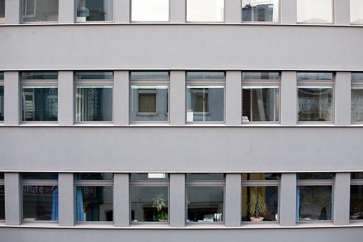 office facade