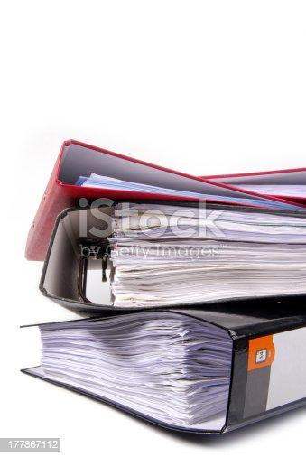 istock office folders 177867112