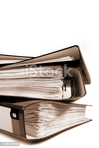177170883 istock photo office folders 178175705