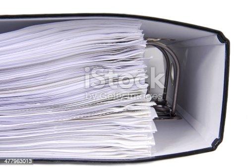 istock office folders 477963013