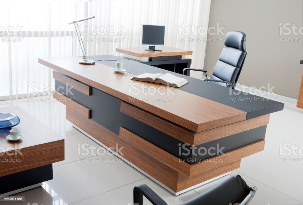 VIP office furniture royalty-free stock photo