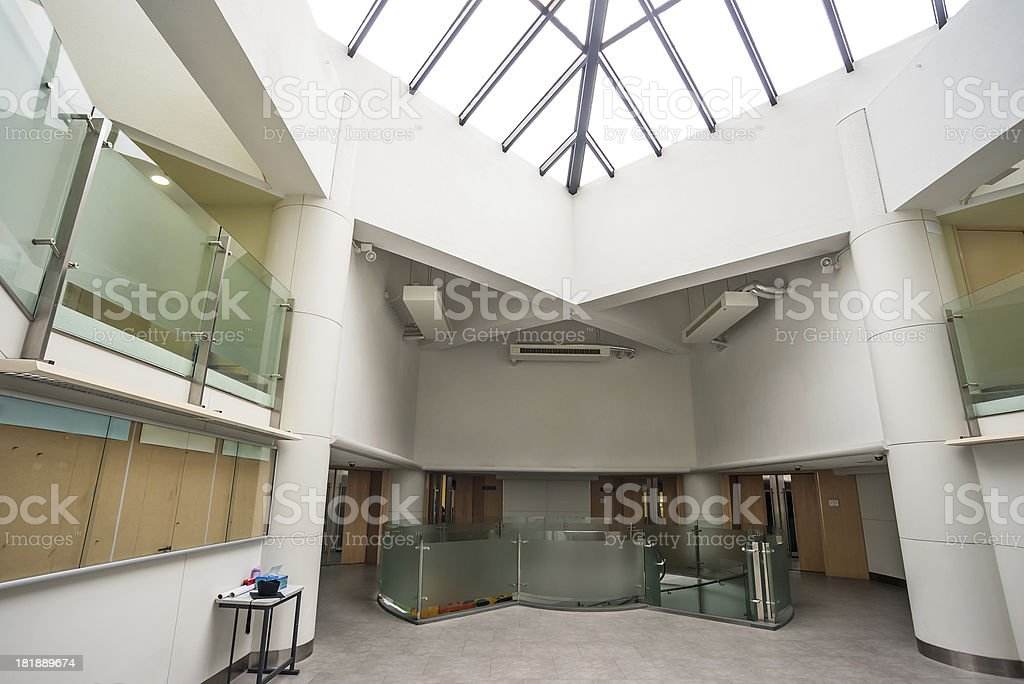 office hall royalty-free stock photo