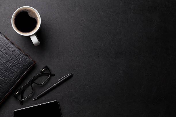 Office leather desk table with coffee and supplies picture id514411672?b=1&k=6&m=514411672&s=612x612&w=0&h=ebc88hsqqtenvbaypbkpp56f0ts cekykzi3pwgbrnu=