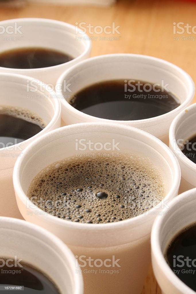 Office meeting coffee royalty-free stock photo