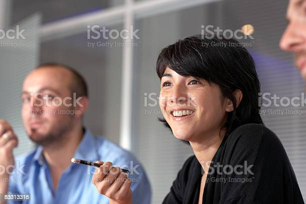 Office Meeting Stock Photo - Download Image Now