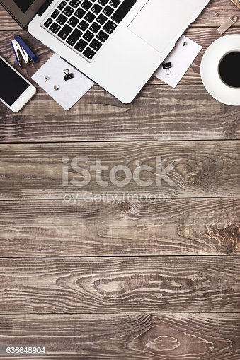 istock Office objects 636648904